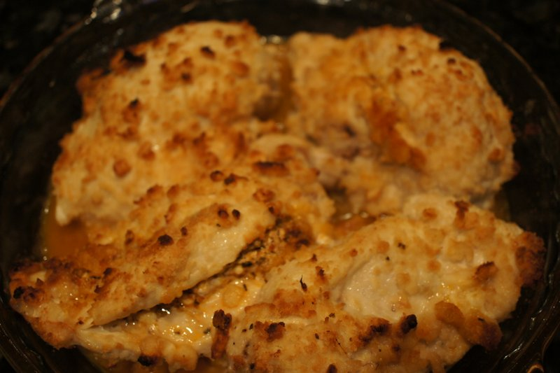 Chick-en Breast Stuffed With Feta Cheese and Sundried Tomatoes