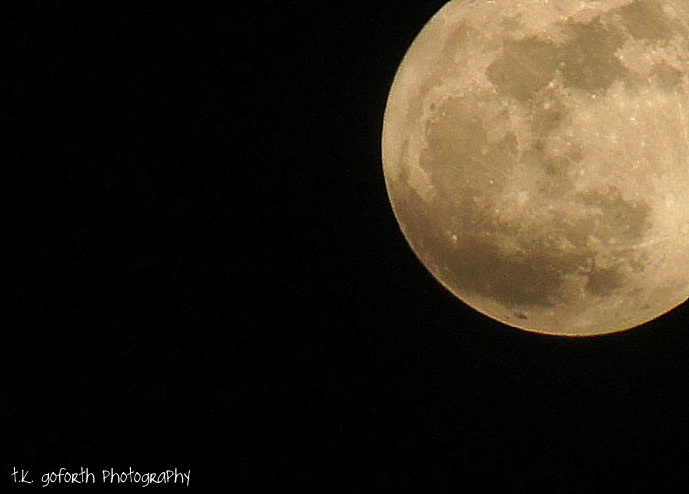Supermoon Photos, May 5, 2012, Sony NEX-5