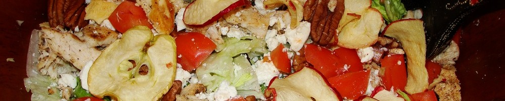 Fuji Apple Chicken Salad Re