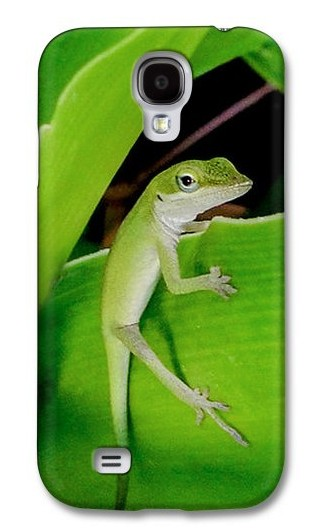 Lizard Phone Case